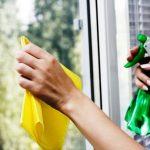 Уход за пластиковыми окнами