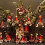 Как сделать новогодние украшения из лампочек своими руками, узнайте из материала статьи