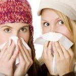 Простуда на первых неделях беременности