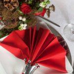 Оригами из салфеток: фигурки в форме цветов из бумажных салфеточек на стол своими руками, новогодние фигуры для сервировки стола