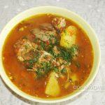 Суп из кролика — Кулинария для мужчин