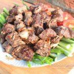 Шашлык из лосятины — Кулинария для мужчин