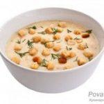 Суп по-королевски — рецепт супа-пюре из цыпленка или курицы.