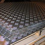 Применение алюминиевых листов