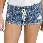 Женские пляжные шорты — необходимый элемент летнего гардероба