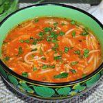 Томатно-куриный суп – пошаговый рецепт куриного супа с томатами