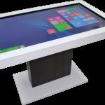 Интерактивные столы: новинки 21 века