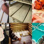 Изготовление плитки ручной работы: секреты известных мастеров