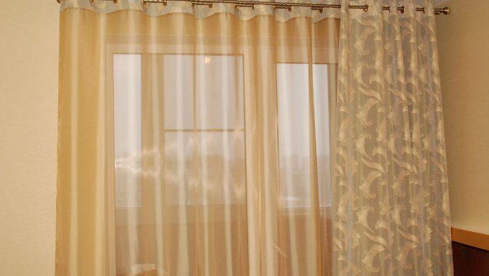 Как выбрать тюль для разных комнат