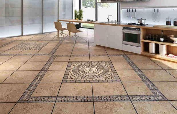 Основные способы укладки напольной керамической плитки
