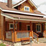 Сколько стоит построить деревянный дом под ключ