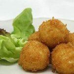 Бульон с картофельными крокетами — рецепт