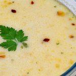 Сырный суп с фасолью – пошаговый фоторецепт