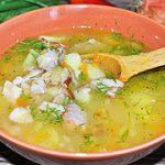 Гороховый суп с копченой курицей – пошаговый фоторецепт