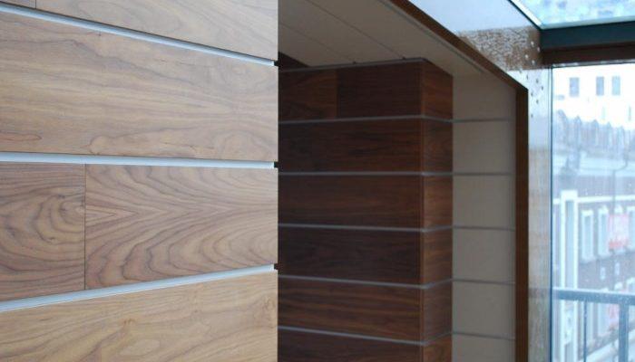 3 основных материала для отделки балкона или лоджии