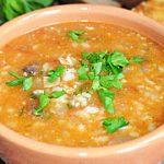 Суп Харчо — пошаговый фоторецепт