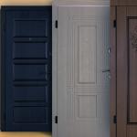 Критерии для входной двери – нюансы правильного выбора