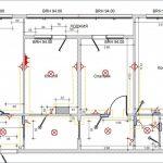 План электропроводки квартиры и особенности ее монтажа