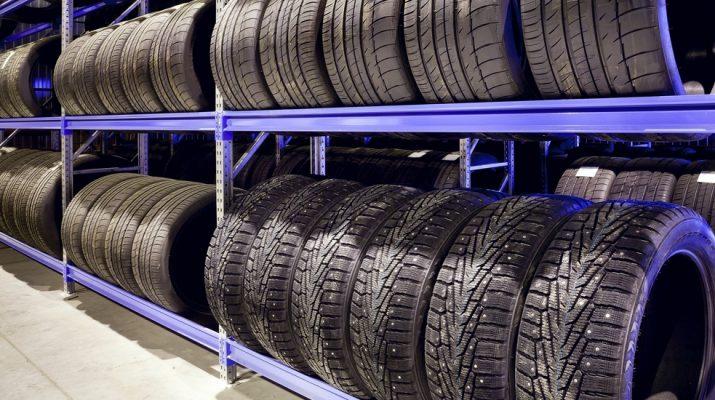 Правила хранения зимних шин
