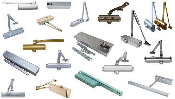 Типы и преимущества дверных доводчиков