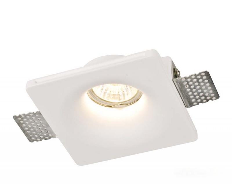 Новинка рынка: встраиваемые гипсовые светильники