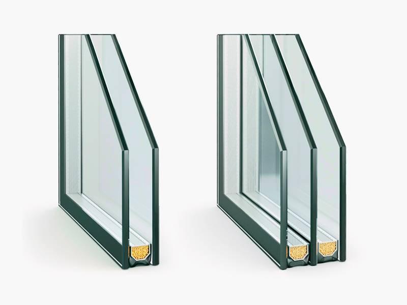 Выбор стеклопакета для пластиковых окон