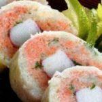 Рулет-закуска из рыбы — рецепт рулета-закуски из семги и судака.