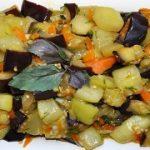 Пикантная закуска из овощей – пошаговый фоторецепт
