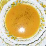 Молочный суп с абрикосами — рецепт приготовления
