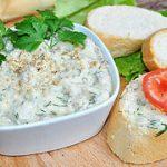 Закуска из копченой скумбрии – пошаговый фоторецепт