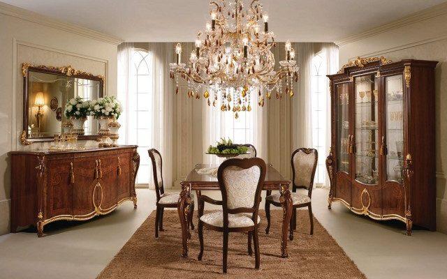 Мебель для гостиной в оригинальном цвете от EMOZIONI DI CASA
