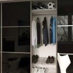 Шикарный и практичный шкаф-купе