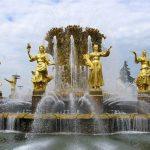 Самые знаменитые фонтаны в мире