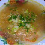 Щи из свежей капусты — рецепт супа