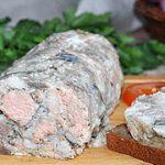 Рыбный рулет горячего копчения в духовке – пошаговый фоторецепт запеченной рыбы
