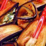Закуска из баклажанов — рецепт