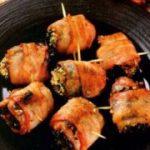 Чернослив в беконе — рецепт закуски