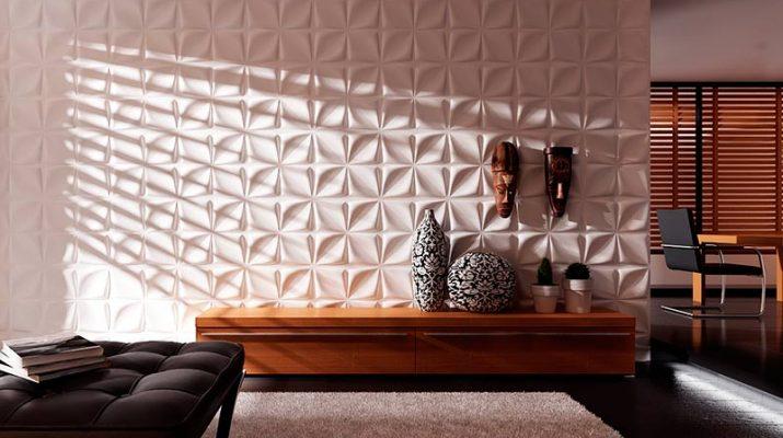 Декоративные панели – основа стильных интерьеров