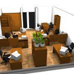Как расставить мебель в кабинете руководителя?