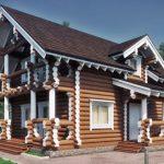 Особенности выбора проекта дома из дерева