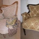 Почему выгодно проводить перетяжку мебели