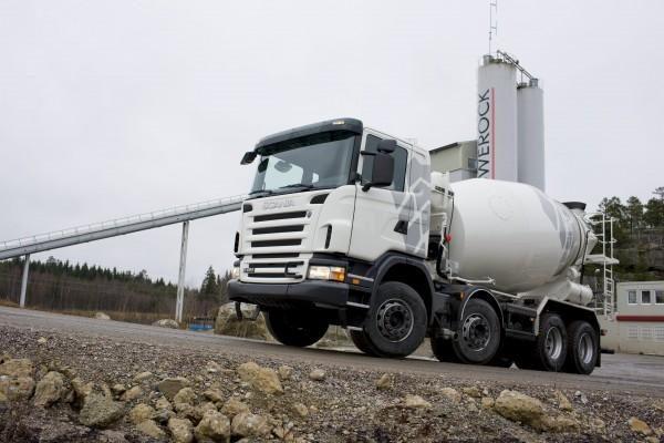 Правильная транспортировка бетона