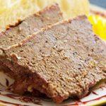 Паштет из свинины и печени — «Домашний» — рецепт