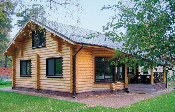 Деревянный дом и как его выбрать