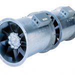 Осевые вентиляторы и их особенности