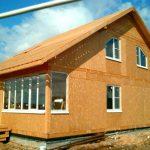 Особенности домов из СИП панелей