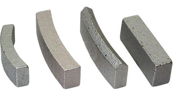 Алмазный сегмент