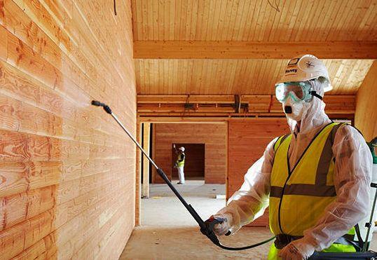 Комплексная защита древесины – гарантия долговечности вашего дома