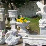 Особенности скульптур на основе бетона