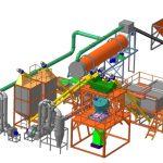 Технология производства сухих строительных смесей
